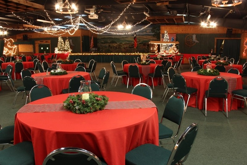 Christmas Holiday Party Catering Banquet Hall Pedrottis