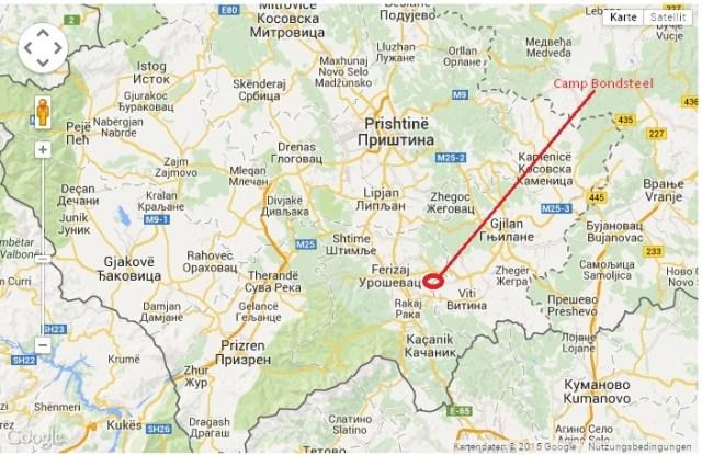 2015-04-06_CampBondsteel_Kosovo_KarteGoogle