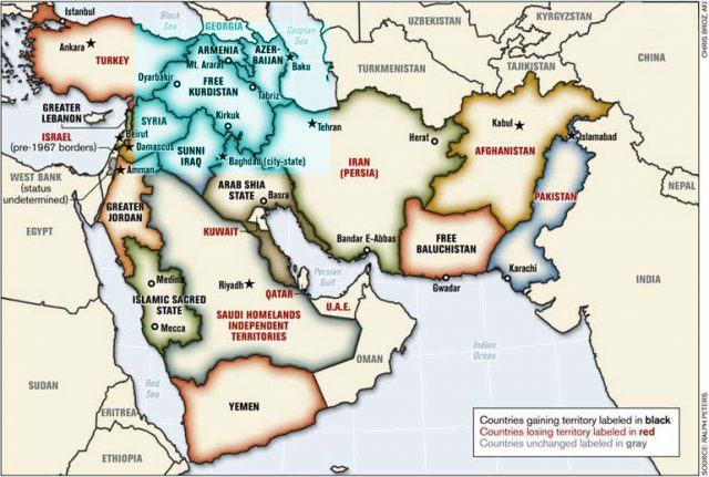 2006-06_TheProjectForTheNewMiddleEast_RalphPeters_US-NWA_Kurdistan
