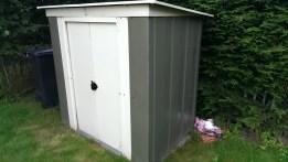 Jennifer's shed
