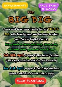 Big Dig poster