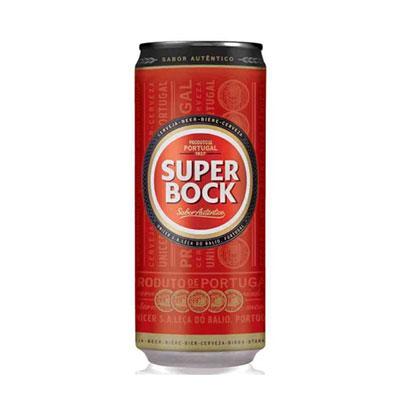 super bock lata