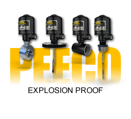 PEECO Explosion Proof Flow Switch