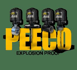 PEECO Explosion Proof Flow Switch