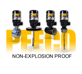 PEECO Non-Explosion Proof Flow Switch