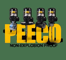 PEECO Non-Explosion Proof Flow Switch