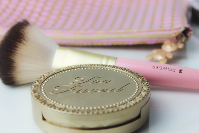 Absolute Essentials- Set de pinceaux TOO FACED-4