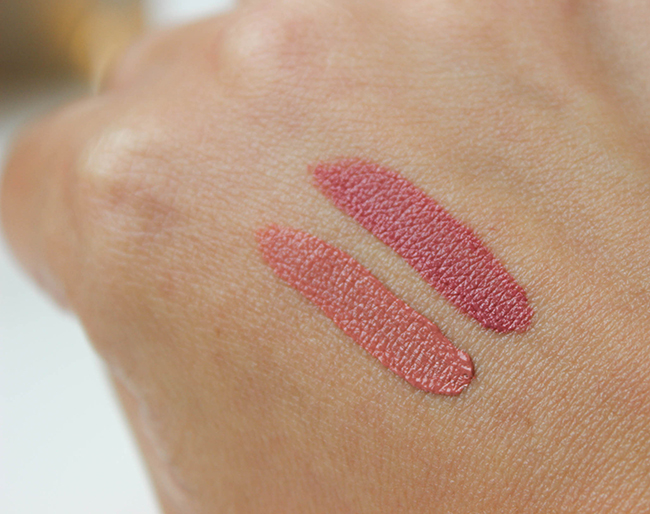 nyx soft matte lip cream-swatches