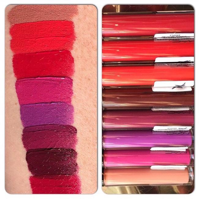 M.A.C Retro Matte Liquid Lipstick-2