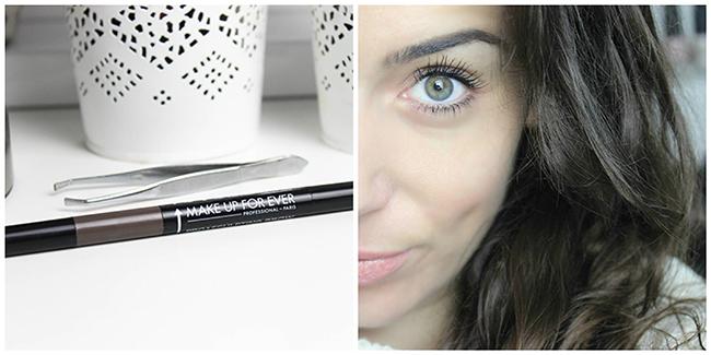 MakeUpForEver-Stylo sourcils-sculptant-peekaboooblog