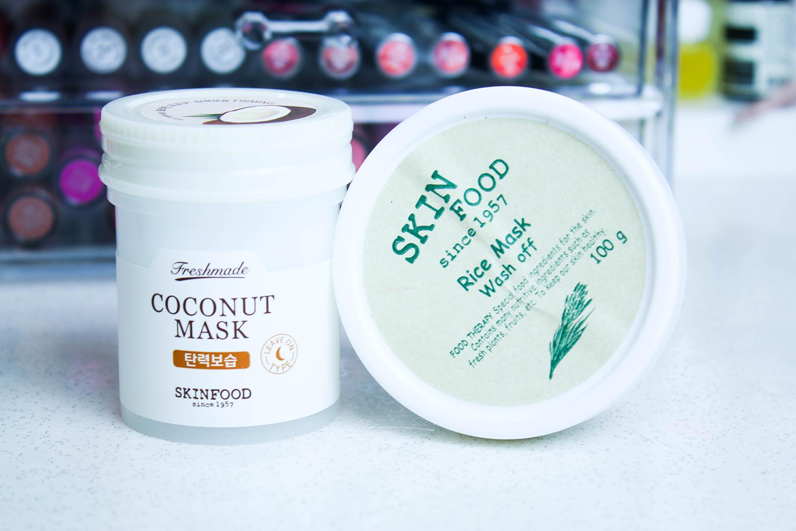 Skinfood Freshmade Coconut masque