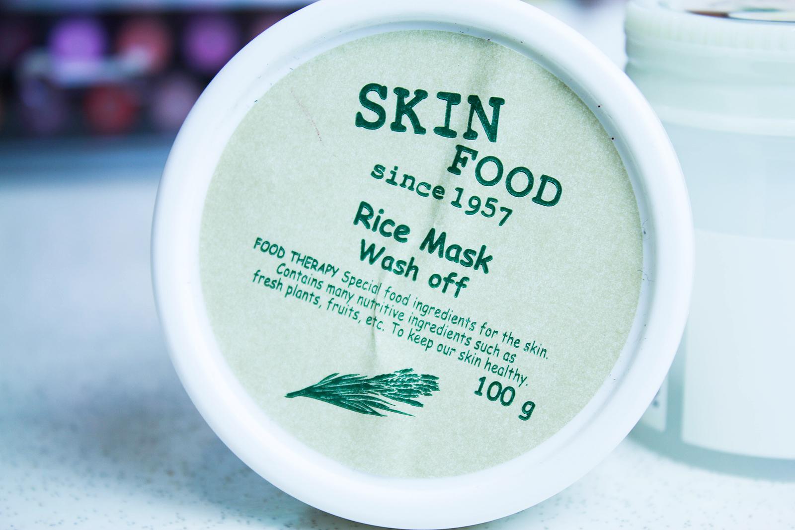 Skinfood Rice Mask Wash Off_1