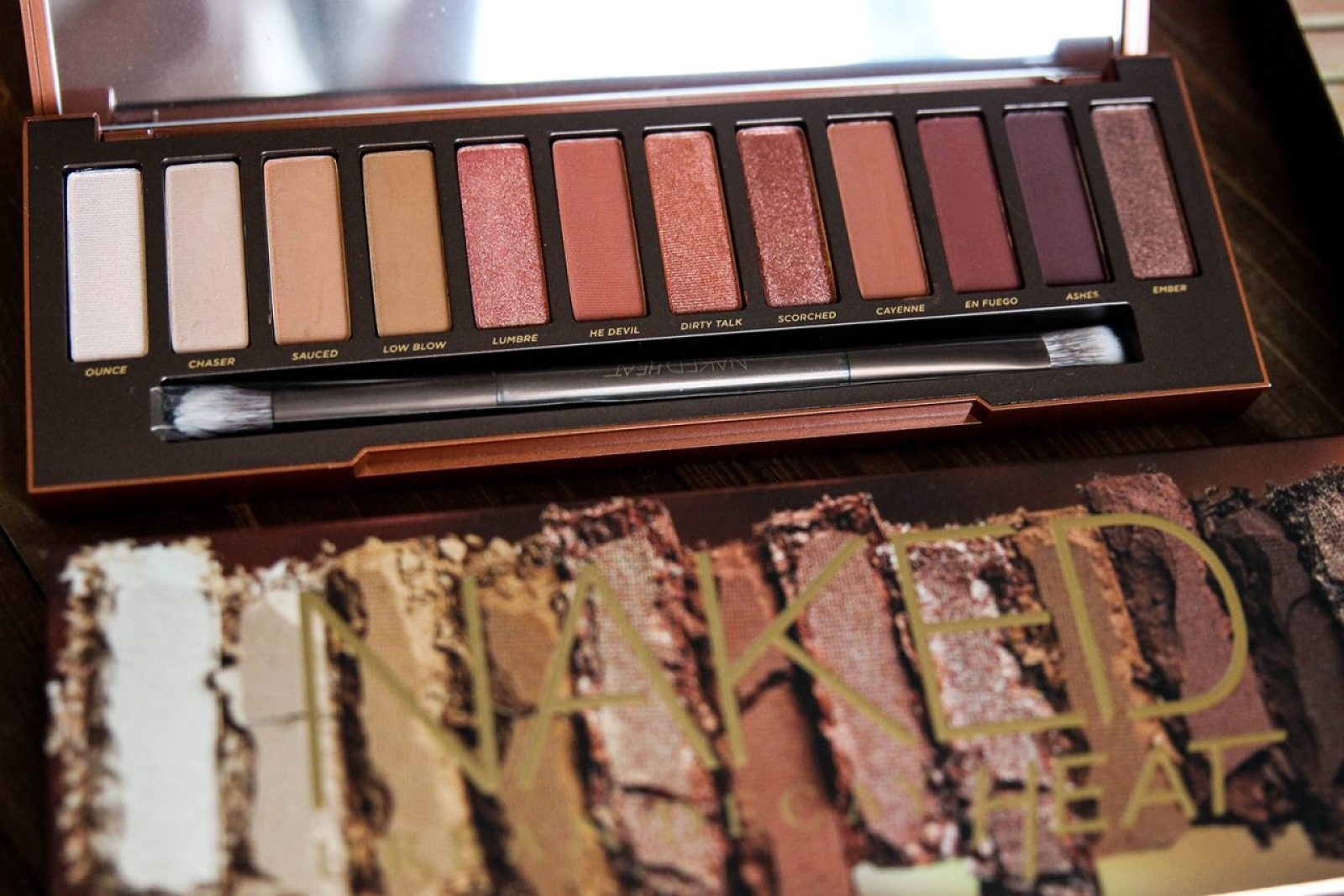 Palette Naked HeaUrban Decay_14