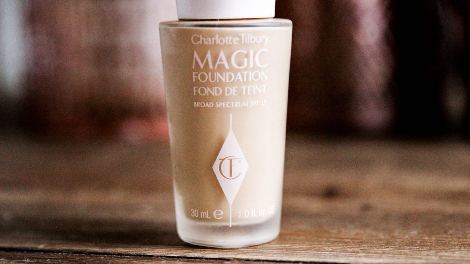 Charlotte Tilbury Magic Foundation Fond de Teint-2