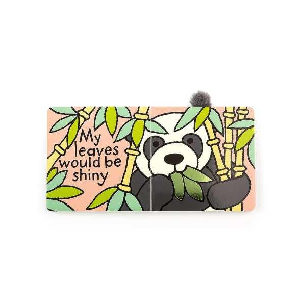 Jellycat If I Were a Panda Book