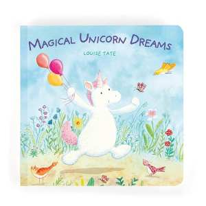 Jellycat Unicorn Dreams Book