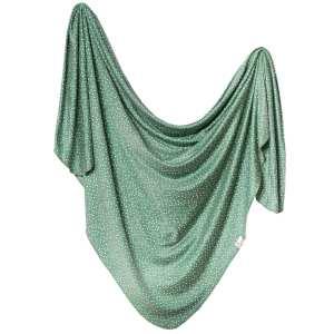Copper Pearl Juniper Swaddle Blanket