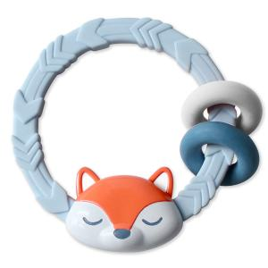 Itzy Ritzy Fox Rattle Teether