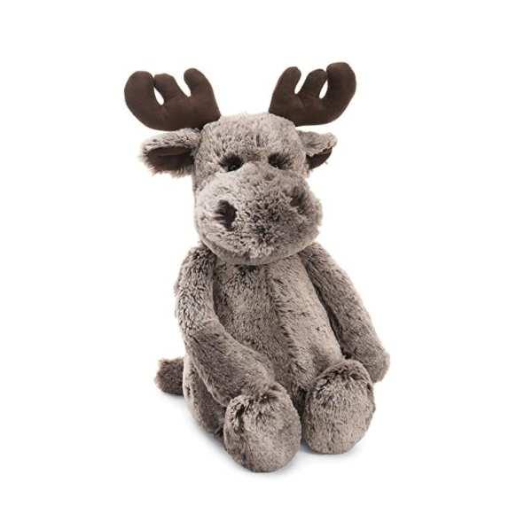 Jellycat Bashful Marty Moose - Medium