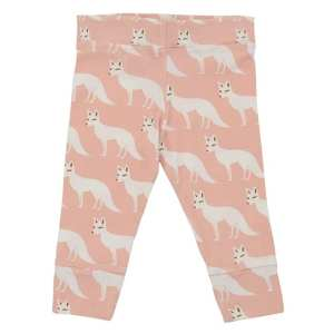 Milkbarn Leggings White Fox