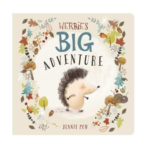 Herbies Big Adventure Board Book