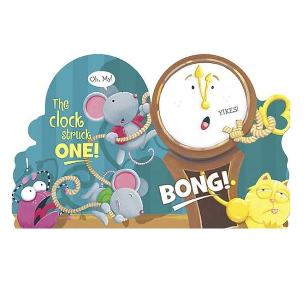 Hickory Dickory Dock Picture Book