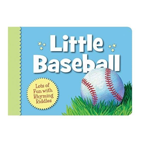 Little Baseball Board Book