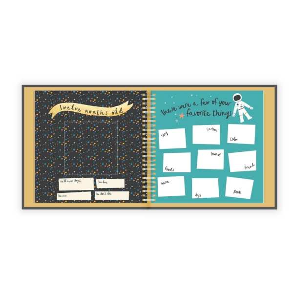 Lucy Darling Special Edition: Golden Stargazer Memory Book