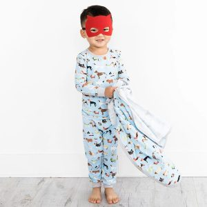 Magnetic Me In-Dog-Nito Swaddle Blanket