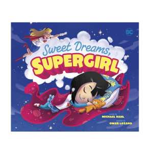 Sweet Dreams Supergirl Book