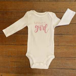 Jena Bug Infant Long-Sleeve Bodysuit Mama's Girl