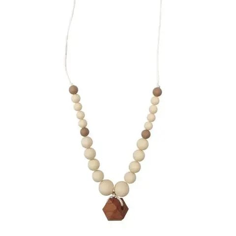 Chewable Charm The Collins - Teething Necklace
