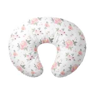 Jlika Nursing Pillow Cover Floral
