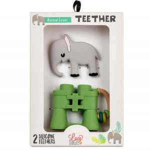 Lucy Darling Little Animal Lover Teethers