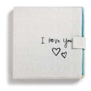 Demdaco I Love You Soft Book