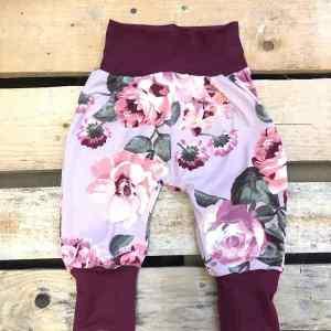 Jena Bug Baby Pants - Charlie Floral Harem
