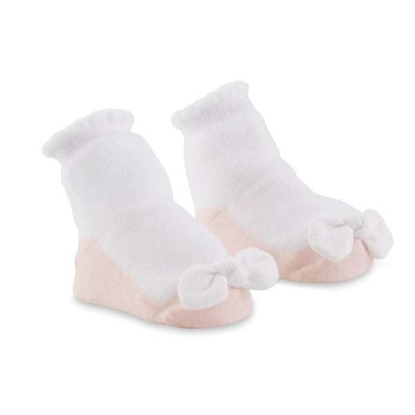 Mud Pie Sock Pink Ballet
