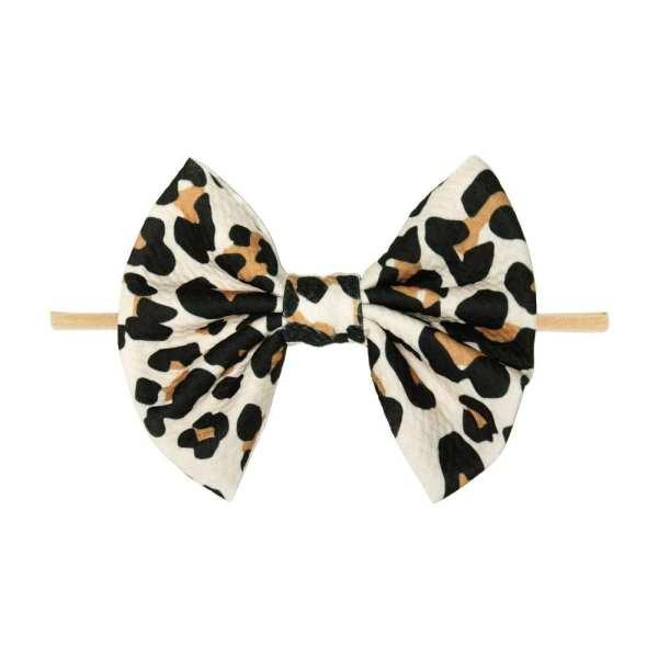 Lana Leopard Lulu Nylon Headband
