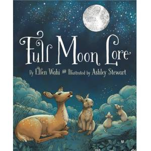 Full Moon Lore Book