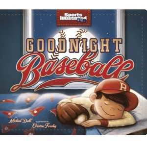 Goodnight Baseball Book