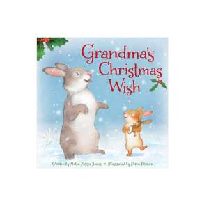 Grandma's Christmas Wish Board Book