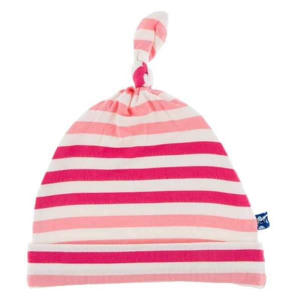 KicKee Pants Forest Fruit Stripe Knot Hat