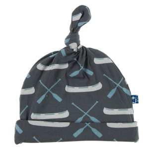 KicKee Pants Stone Paddles and Canoe Knot Hat