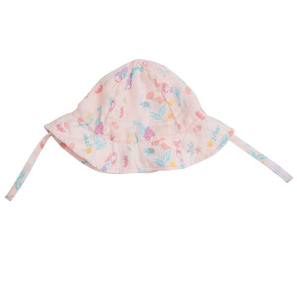 Angel Dear Pink Mermaids Sunhat