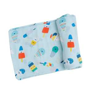 Angel Dear Popsicles Swaddle Blanket
