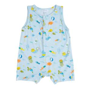 Angel Dear Sea Creatures Romper