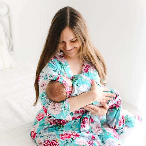 Posh Peanut Eloise Mommy Robe