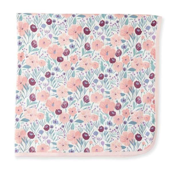 Magnetic Me Mayfair Organic Cotton Swaddle Blanket