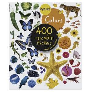 Eyelike - Colors Sticker Book