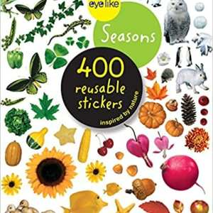 Eyelike Seasons Sticker Book